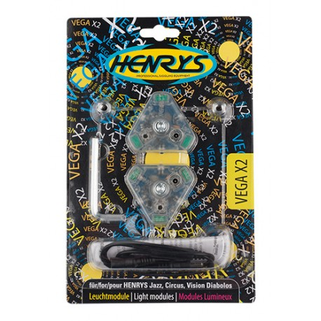 Diabolo LED-Set Vega X2
